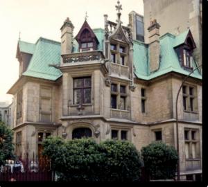 maison gothique